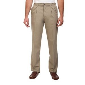 Dockers Signature D3 Classic Fit Pleated Pants NWT